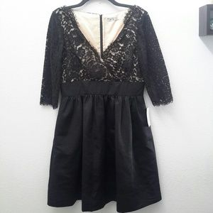 Eliza J lace dress, size 10, NWOT